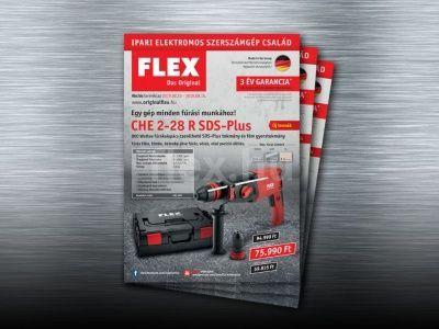 FLEX Akciós terméklap 2019.02.15 – 2019.08.15.
