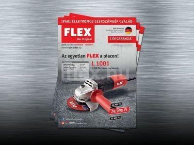 FLEX termékkatalógus