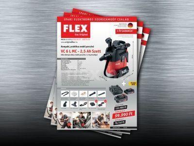 Aktuális FLEX termékkatalógus