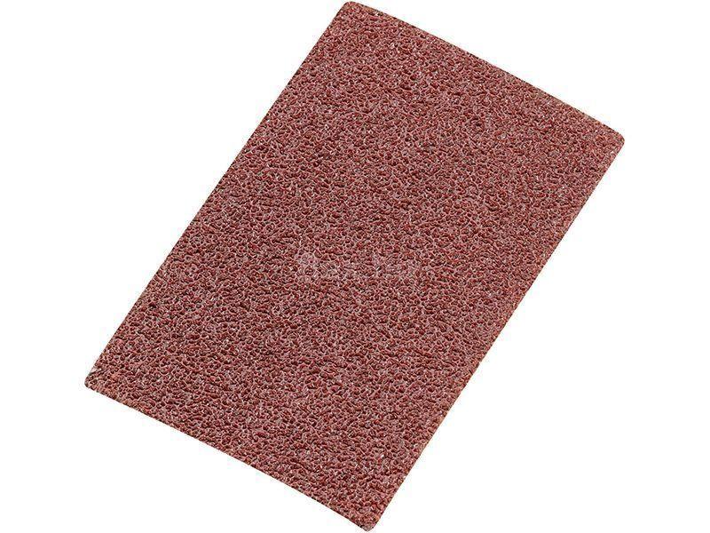 Tépőzáras csiszolópapír, finomság P120, 39 x 60, 10x
