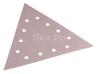 Tépőzáras háromszög csiszolópapír SELECTFLEX