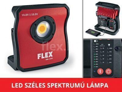 LED széles spektrumú lámpa