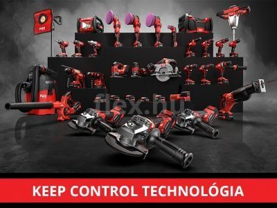 KEEP CONTROL technológia